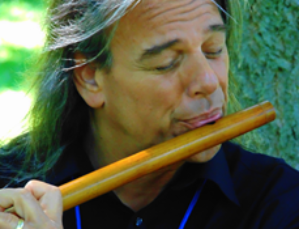 Flutes: Ancient and Modern Tools for Transformation with Peter Phippen